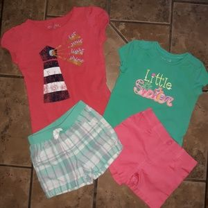🛍girl's  4T outfit (mix & match) bundle🛍